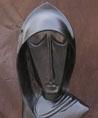 Statue femme ronde noire